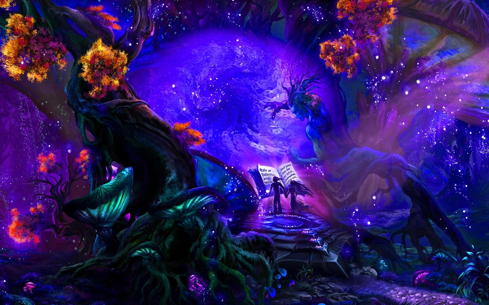 Girl fairy tale dream girl 4