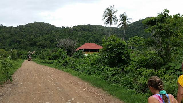 Kep está ubicada en plena selva al sur de Camboya