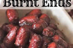 Hot Dog Burnt Ends
