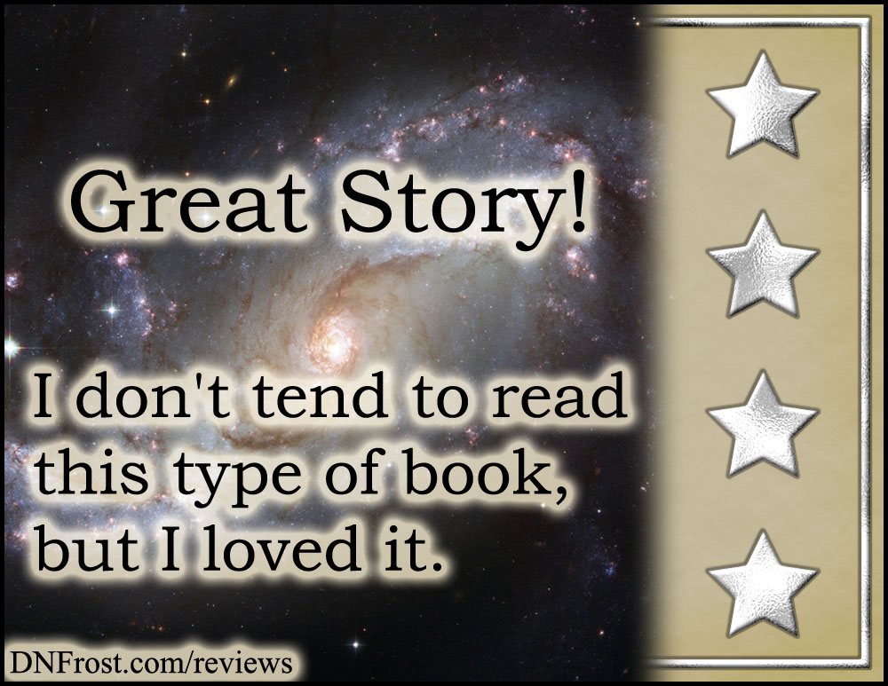 Four Silver Stars, from What are Reviews? An introduction to my take on five star rankings http://www.dnfrost.com/2017/04/what-are-reviews.html An introduction by D.N.Frost @DNFrost13 Part of a series.