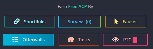 free acp firefaucet
