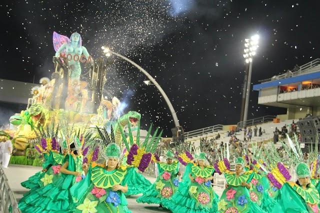 Carnaval da UESP 2013