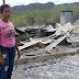 Incendio deja al desnudo carencia de familia de El Higuito en Barahona