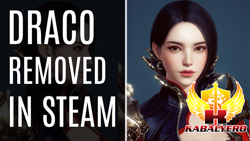 Mir4 DRACO Features Removed From STEAM (Gaming / Play To Earn / Crypto)
