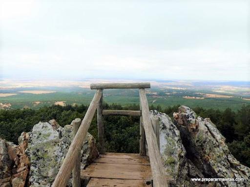 ruta para ver y visitar la provincia de Segovia