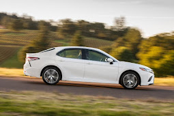 2019 Toyota Camry XSE Price, Specs and Release Date