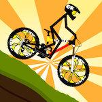 لعبة دراجة ستيكمان Stickman Bike Rider