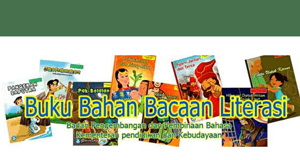 Buku Bahan Bacaan Literasi untuk SD SMP SMA