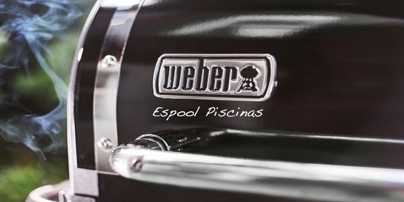 Compra tu Barbacoa SmokeFire de Weber en Espool Piscinas