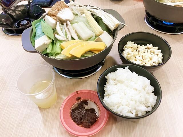 鍋賣局(永和中正店)~永和葷素小火鍋