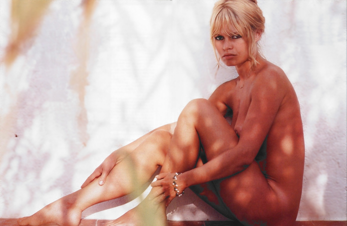 Bridgette Bardot Naked 6