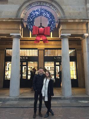 Covent Garden exploring