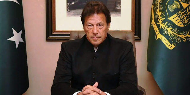 Imran scared of India's campaign against terrorism, said- don't do jihad in Kashmir