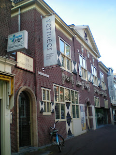 museo Vermeer en Delft