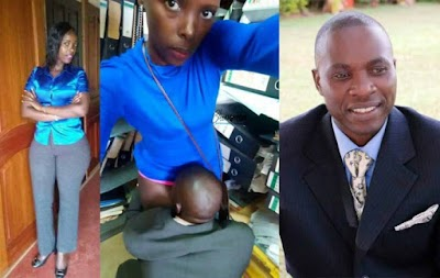Ugandan Student given oral sex by lecturer to Sue University for Leaking her Photo