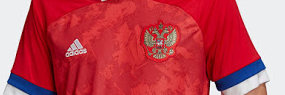 Russia 20/21, National Team Kit DLS 2020