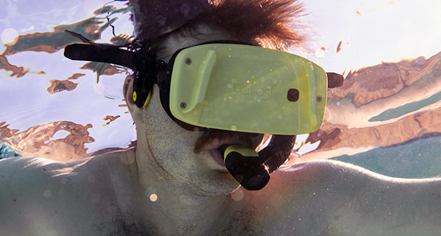 Virtual Reality snorkeling