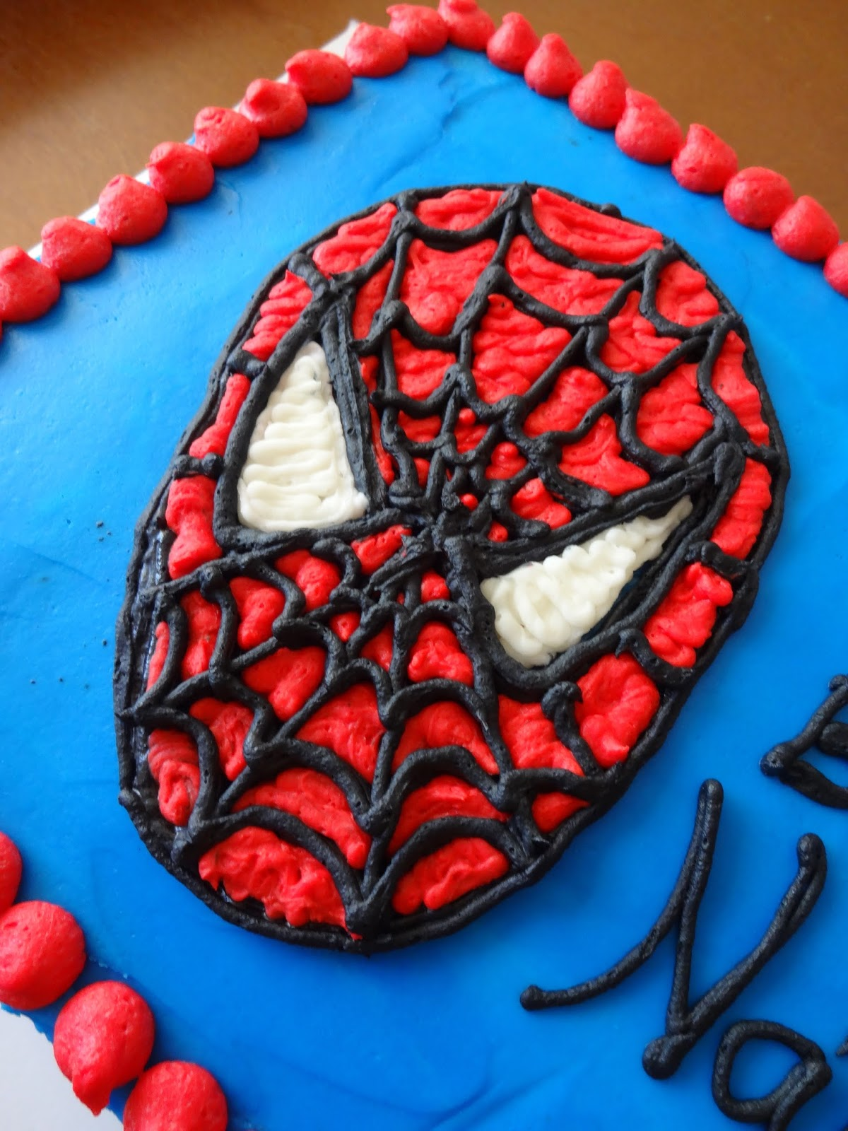 Pretty Awkward Life A Spiderman Birthday Cake and how Im going