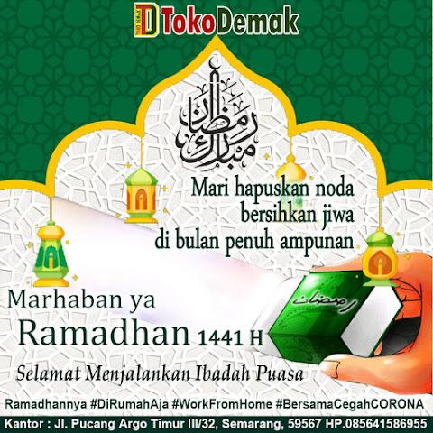 Marhaban Ya Ramadhan   Pusat Speaker Quran Semarang