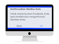Cara Membuka Facebook Yang Kena sesi konfirmasi Identifikasi foto teman