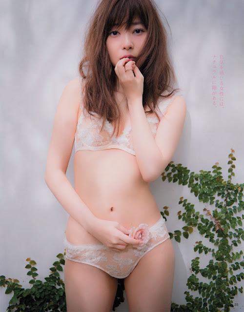 Rino Sashihara 指原莉乃 anan August 2016 Pictures 05