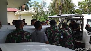 Prajurit TNI di Papua Gugur Ditembak KKSB Saat Berwudu untuk Salat Subuh