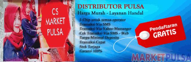 Market Pulsa Termurah Bulan Mei - Distributor Pulsa Paling Murah Mei