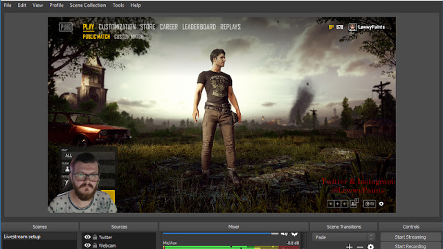 How To Use OBS (Open Broadcaster Software)