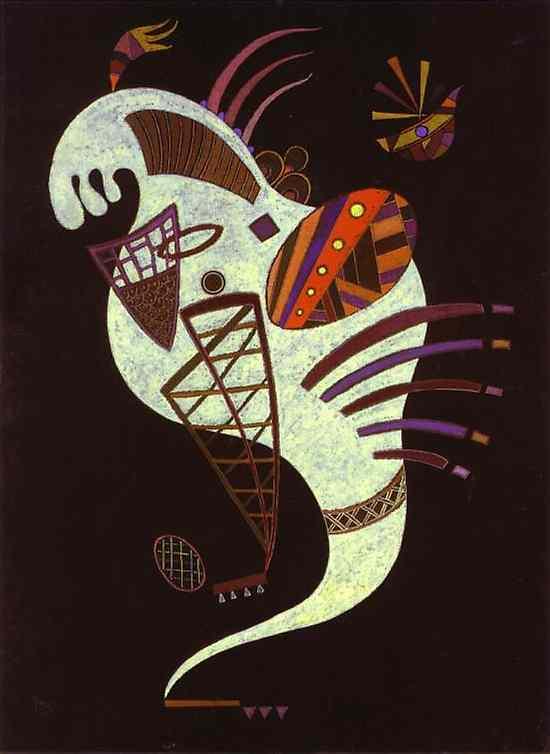 Vasilij Vasiljevič Kandinski - Page 4 Wassily+Kandinsky+-+Tutt%2527Art%2540+%252874%2529