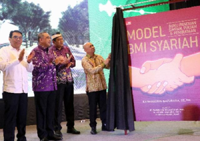 RAT Koperasi BMI Tangerang Dibuka Oleh Menkop