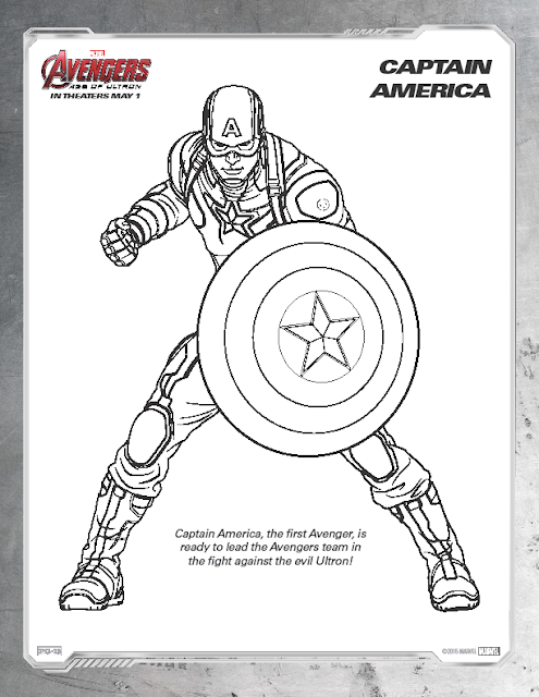 The Art of Random Willy-Nillyness: Marvel Avengers: Age of ...