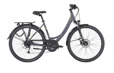 Goedkope hybride fiets damesfiets Hercules