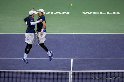 Czech bounces No. 2 seed Kerber at Indian Wells