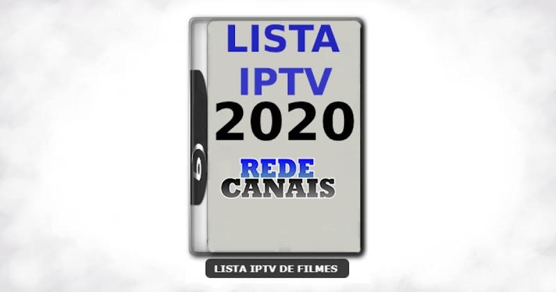 Lista de Iptv Filme do site Rede Canais