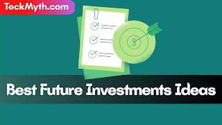 Best investment ideas