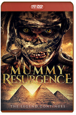 Rise of the Mummy [2021] [DVDR BD] [Latino]