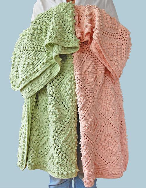 Fenya Blanket - Free Pattern