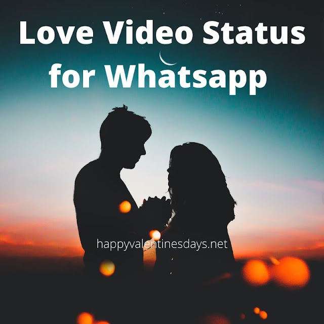 love video status for whatsapp