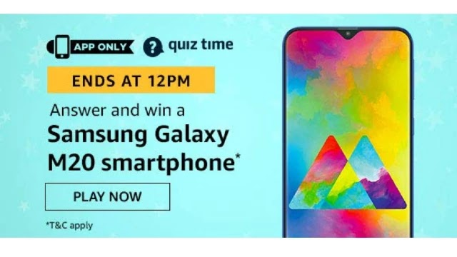 Amazon Sony 1000XM3 Headphones Quiz Answers - Win Sony 1000XM3 Headphones