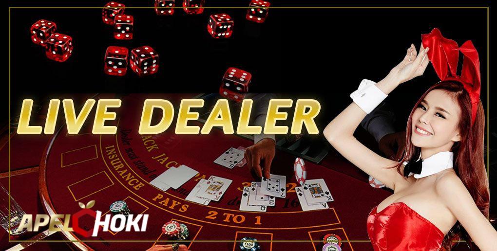 Live Dealer Casino Terbaik