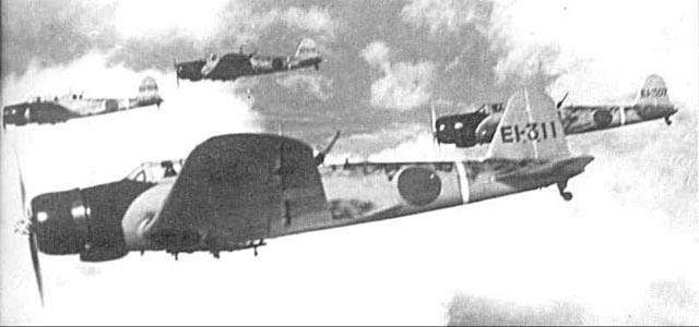"Nakajima B5N2 ""Kate"" torpedo bombers worldwartwo.filminspector.com"