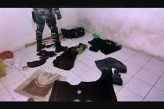 Polícia Militar apreende explosivos, carros roubados e coletes balísticos em Campina Grande