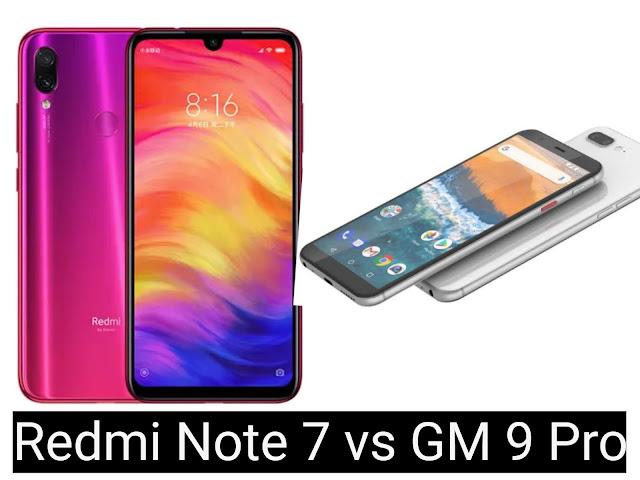 Xiaomi redmi nlte 7