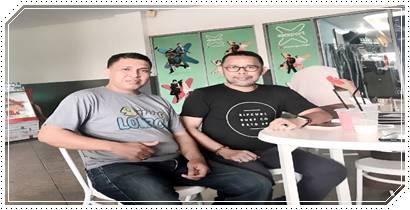 Bachtiar Adnan, Berharap Bisa Besarkan DPC AJO Indonesia Kota Makassar