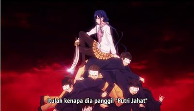Download Masamune-kun no Revenge Episode 1 Subtitle Indonesia