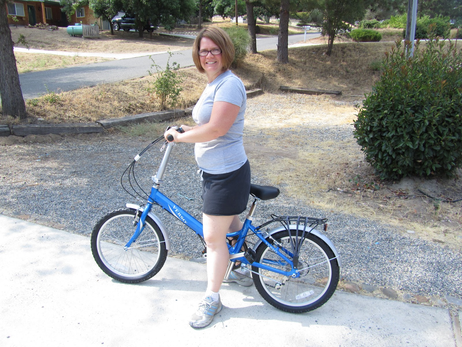 I Won A Verso Folding Bicycle From Kettler