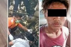 Terbakar Api Cemburu, Remaja di Sumbawa tega bunuh dan bakar pacarnya sendiri