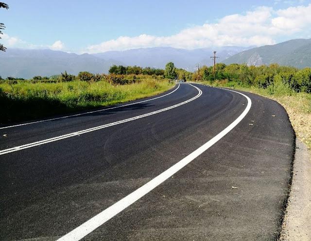 Αργολίδα: Έργο για την βελτίωση χάραξης του δρόμου Στέρνας - Γυμνού