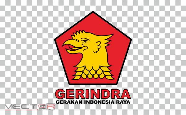 Partai Gerindra Logo - Download .PNG (Portable Network Graphics) Transparent Images