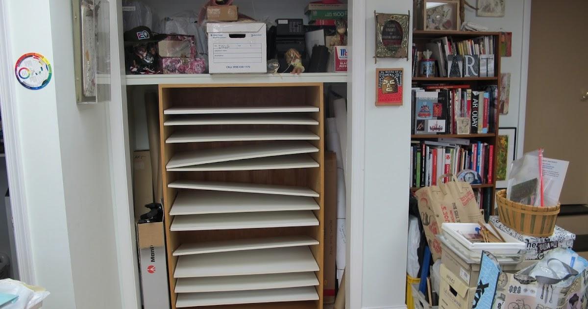 Getting A House Art Studio Room Ready